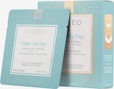 Foreo Maske 'Make My Day' in weiß, Produktansicht