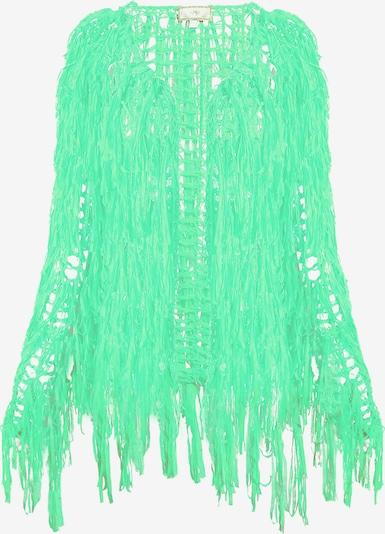 MYMO Strickjacke in neongrün, Produktansicht