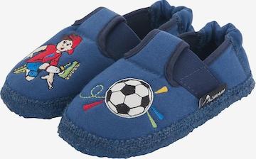 NANGA Schuh in Blau