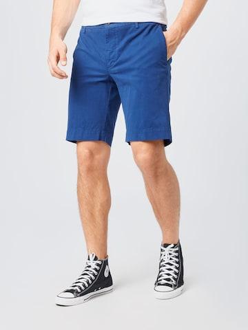 Pantaloni chino 'KENSINGTON' di Hackett London in blu