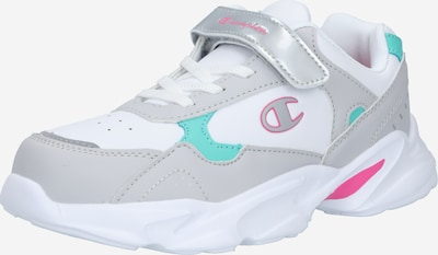 Champion Authentic Athletic Apparel Sneaker 'PHILLY' in grau / jade / pink / weiß, Produktansicht
