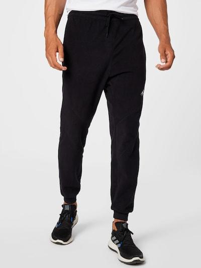 Reebok Sport Športové nohavice - čierna / biela, Model/-ka