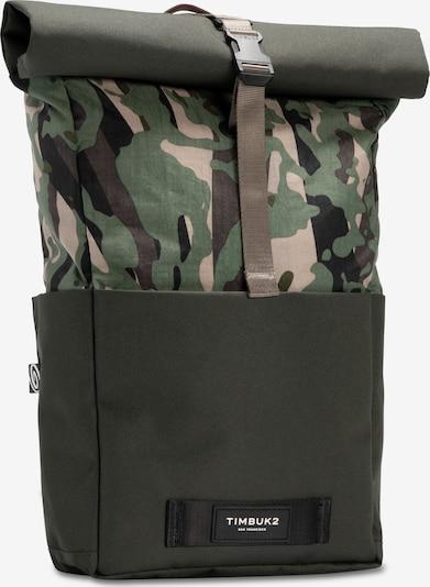 TIMBUK2 Sac à dos 'Hero' en kaki / vert gazon / noir, Vue avec produit