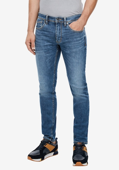 s.Oliver Jeans 'Keith' in blue denim, Modelansicht