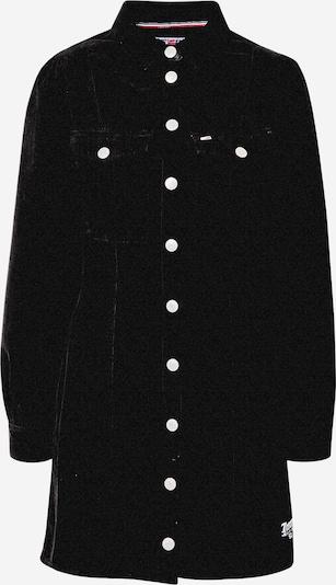 Tommy Jeans Robe en noir: Vue de face