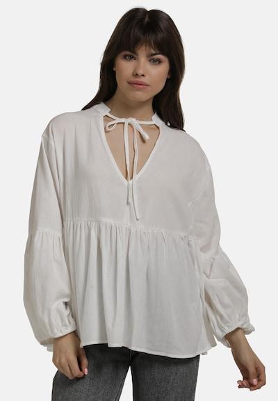 MYMO Bluse in weiß, Modelansicht