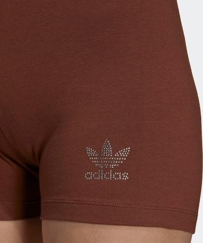 ADIDAS ORIGINALS Sporthose in braun, Produktansicht