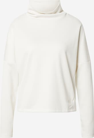 THE NORTH FACE Athletic Sweatshirt in White