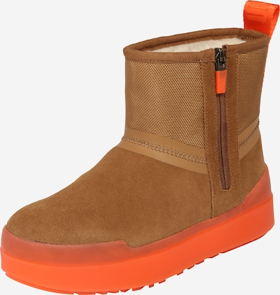 UGG Winterstiefel in braun / orange, Produktansicht