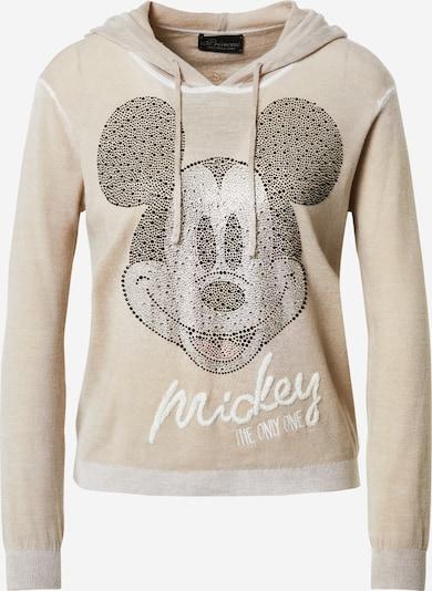 PRINCESS GOES HOLLYWOOD Sweater majica 'Hoody Mickey' u svijetlobež / miks boja, Pregled proizvoda