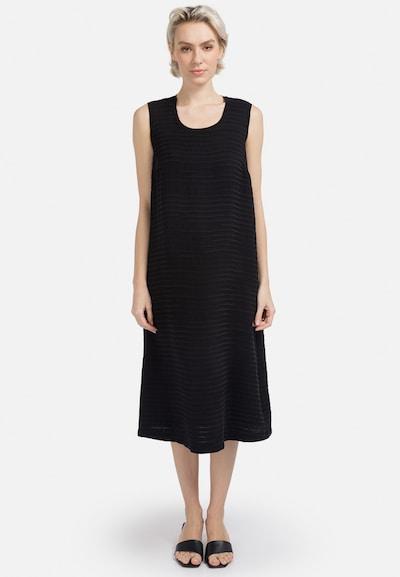 HELMIDGE Sommerkleid in schwarz, Modelansicht