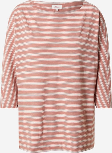s.Oliver Shirt in Rose / White, Item view