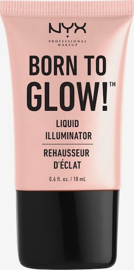 NYX Professional Makeup Highlighter 'Born To Glow' in rosa, Produktansicht