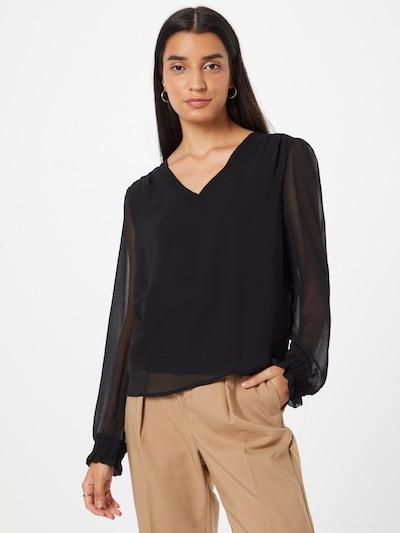 VILA Blouse 'Amione' in Black, View model