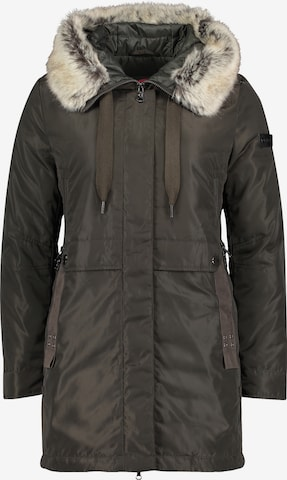 Betty Barclay Winter Jacket in Brown