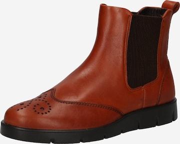 ECCO Chelsea Boots 'Bella' in Brown