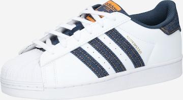 ADIDAS ORIGINALS Sneaker 'SUPERSTAR' in Weiß