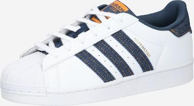 ADIDAS ORIGINALS Sneaker 'SUPERSTAR' in nachtblau / weiß, Produktansicht