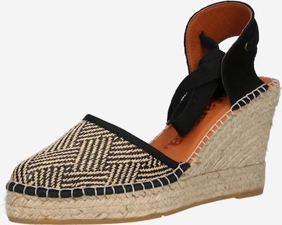 MACARENA Sandal 'DENIS 17' in Kitt / Black, Item view
