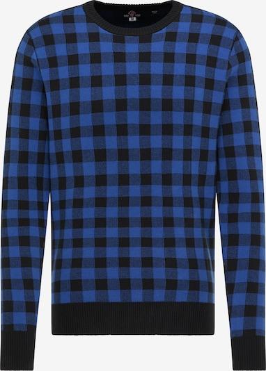 Pulover HOMEBASE pe albastru / negru, Vizualizare produs