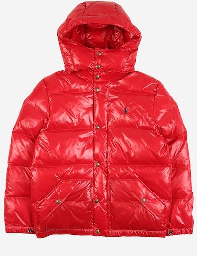 POLO RALPH LAUREN Prehodna jakna | rdeča barva, Prikaz izdelka