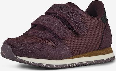 WODEN Kids Sneakers ' Sandra Pearl' in Dark purple, Item view