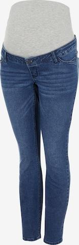 MAMALICIOUS Jeans 'Sarnia' in Blue