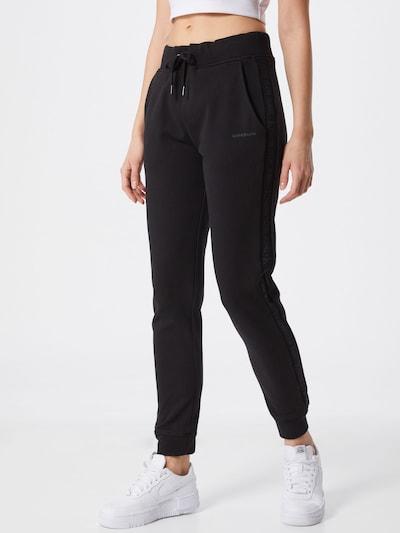 Calvin Klein Jeans Панталон в черно, Преглед на модела