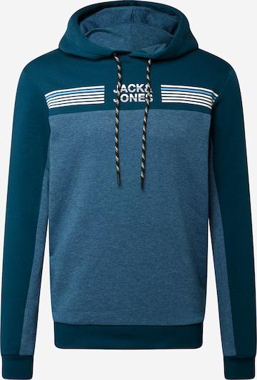 JACK & JONES Majica 'CARGO' | modra / progasto modra barva, Prikaz izdelka
