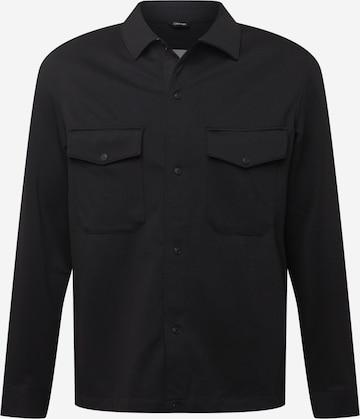 Calvin Klein Triiksärk, värv must
