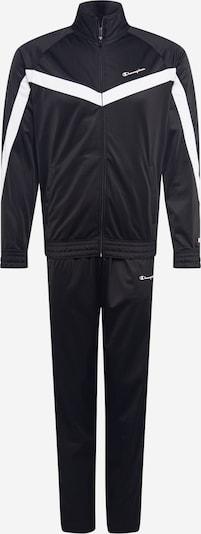 Champion Authentic Athletic Apparel Športový úbor - čierna / biela, Produkt