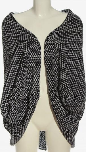 AJC Cardigan in L in schwarz / weiß, Produktansicht