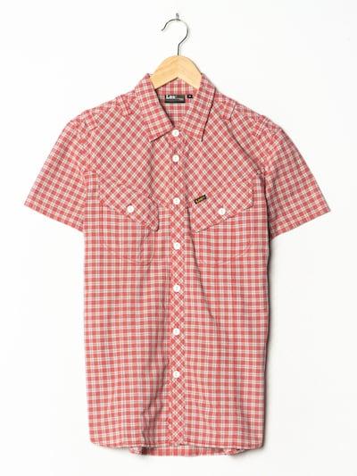 Lee Hemd in M in rot, Produktansicht