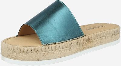 espadrij l´originale Pantolette in türkis, Produktansicht