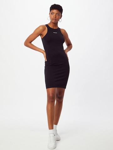 Calvin Klein Jeans Summer Dress in Black