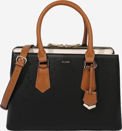 ALDO Tasche 'BOZEMANI' in braun / schwarz / naturweiß, Produktansicht