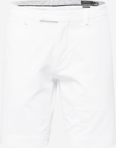Pantaloni eleganți POLO RALPH LAUREN pe alb, Vizualizare produs