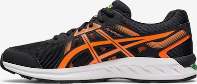 ASICS Laufschuh in neongrün / orange / schwarz, Produktansicht