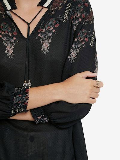 Desigual Блуза 'INDIRA' в пъстро / черно, Преглед на продукта