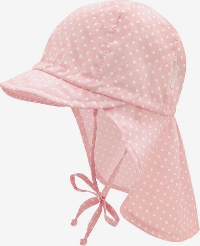 Căciulă MAXIMO pe roz / alb, Vizualizare produs