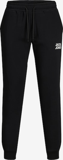 JACK & JONES Hose 'Gordon' in schwarz / weiß, Produktansicht
