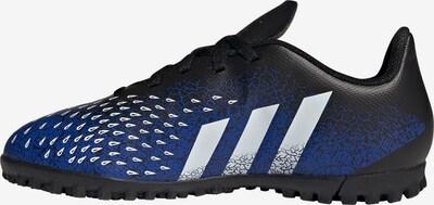 ADIDAS PERFORMANCE Fußballschuh in blau / schwarz, Produktansicht