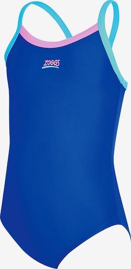 Zoggs Badeanzug 'Kerrawa' in blau, Produktansicht