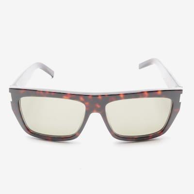 Saint Laurent Sonnenbrille in One Size in braun, Produktansicht