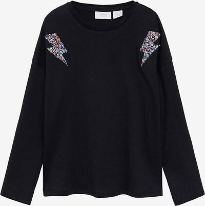 MANGO KIDS Shirt in schwarz, Produktansicht