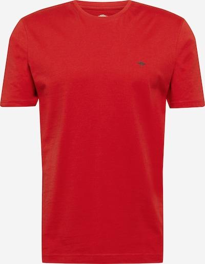FYNCH-HATTON Shirt in de kleur Donkerrood, Productweergave