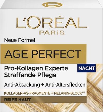 L'Oréal Paris L'Oréal Paris Nachtcreme in gold / weiß, Produktansicht