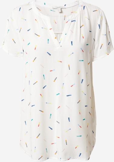 ESPRIT Blusenshirt in weiß, Produktansicht