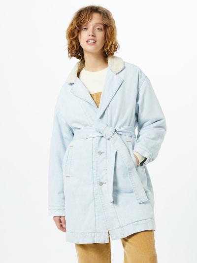 világoskék LEVI'S Átmeneti kabátok, Modell nézet