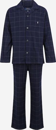 Polo Ralph Lauren Pyjama in beige / navy, Produktansicht